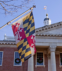 Maryland - State House